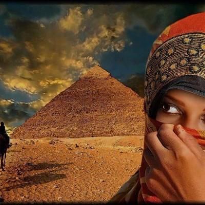Vacation at Egypt