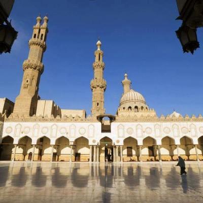 Islamic and Coptic Cairo