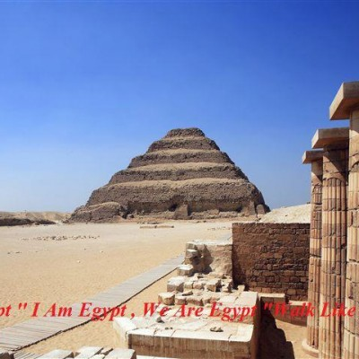 Red Pyramid and Bent Pyramid Day Tour