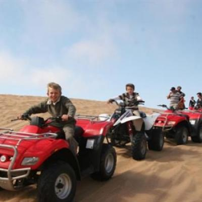 Quad Bike Around Giza Pyramids