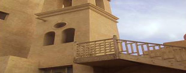 Visit Monasteries at Wade El Natron